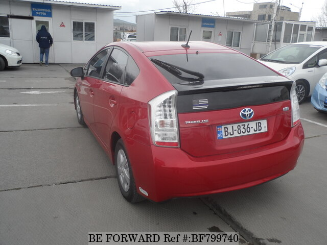 used 2010 toyota prius for sale bf799740 be forward. Black Bedroom Furniture Sets. Home Design Ideas