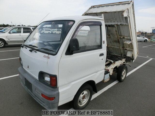used 1995 mitsubishi minicab truck v u42t for sale bf788851 be forward rh beforward jp 1996 Mitsubishi Mini Truck 4x4 Mitsubishi Water Pump Diagram