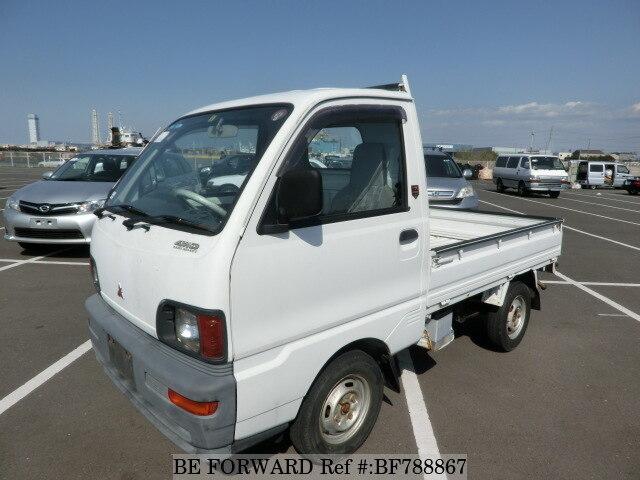 used 1996 mitsubishi minicab truck v u42t for sale bf788867 be forward rh beforward jp Mitsubishi Minicab Mini Truck Minicab Mitsubishi U62T Wiring-Diagram