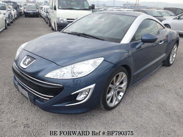 Used 2011 Peugeot Rczaba T7r5f03 For Sale Bf790375 Be Forward