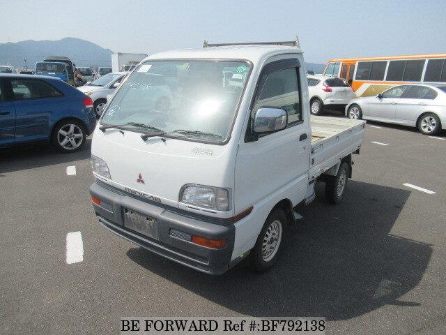 used 1998 mitsubishi minicab truck v u42t for sale bf792138 be forward rh sp beforward jp 1996 Mitsubishi Mini Truck 4x4 1996 Mitsubishi Mini Truck 4x4