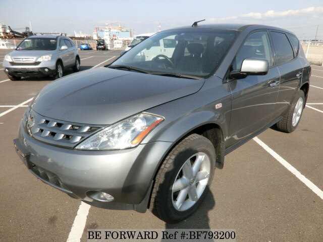 used 2005 nissan murano/cba-pnz50 for sale bf793200 - be forward