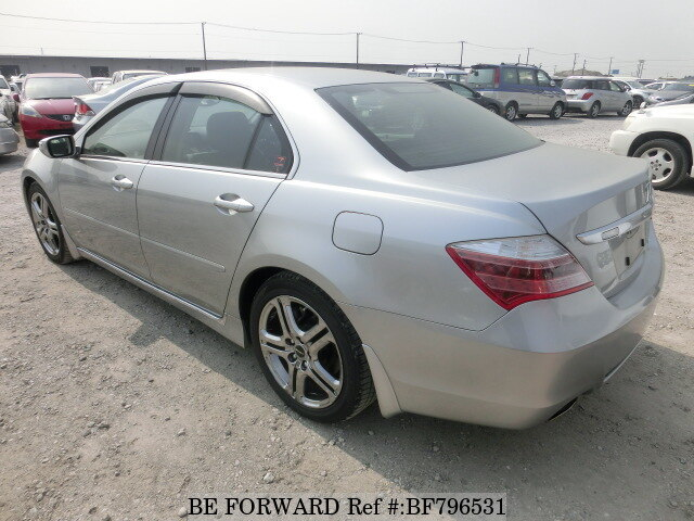 Used 2011 HONDA LEGEND/DBA-KB2 for Sale BF796531 - BE FORWARD