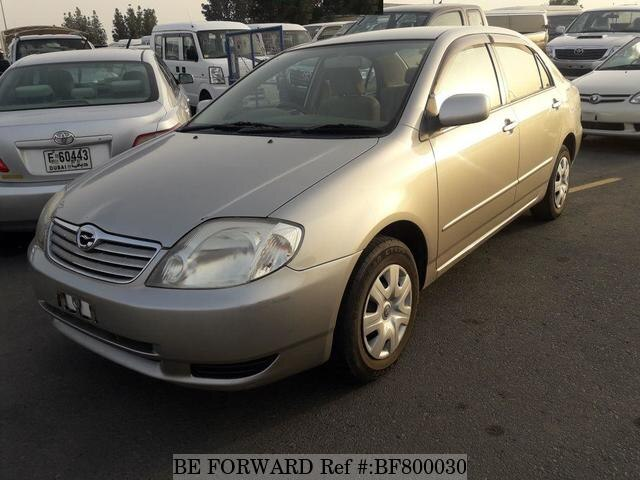 About This 2002 TOYOTA Corolla (Price:$3,918)
