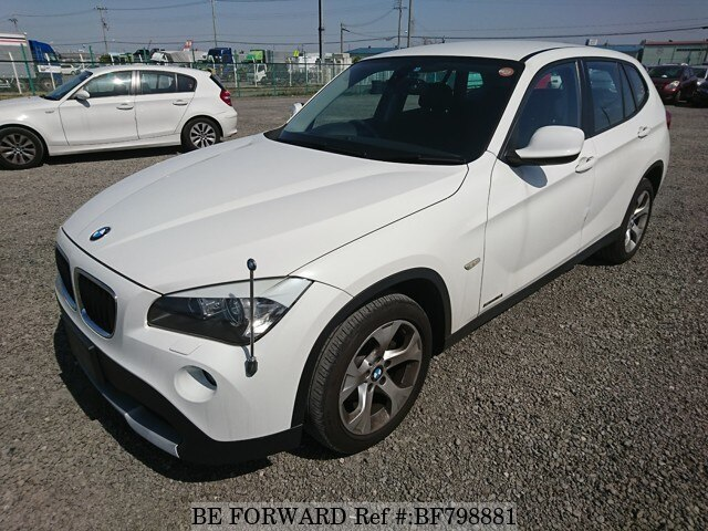 Used 2011 BMW X1 BF798881 For Sale Image