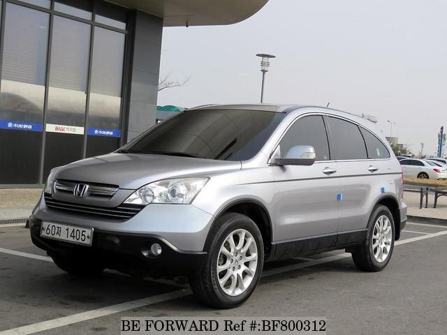 About This 2007 HONDA CR V (Price:$11,415)
