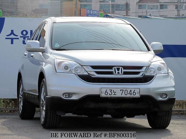 About This 2010 HONDA CR V (Price:$11,037)