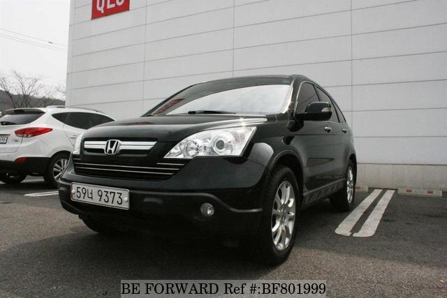About This 2007 HONDA CR V (Price:$6,769)