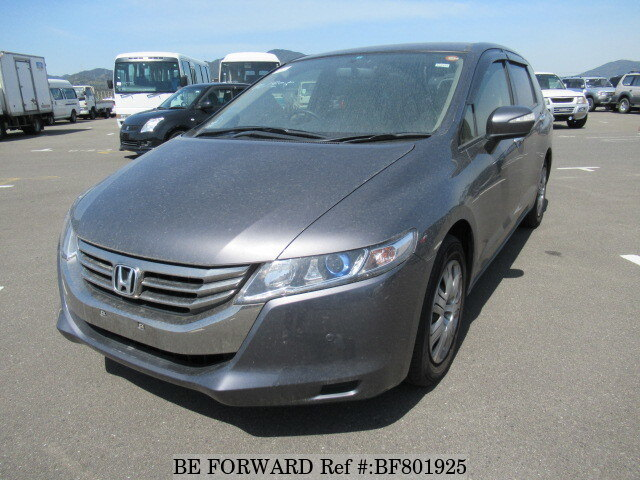 About This 2013 HONDA Odyssey (Price:$4,011)