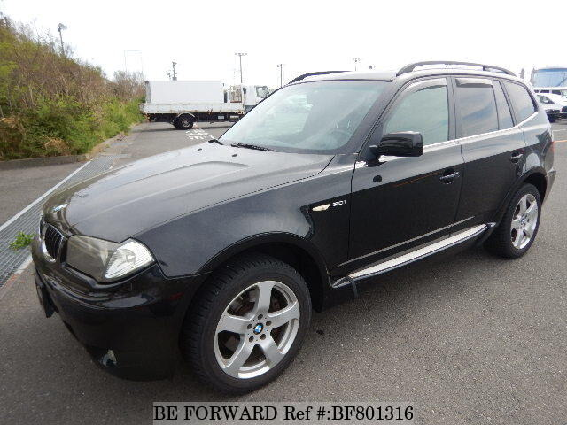 used 2005 bmw x3 3 0 gh pa30 for sale bf801316 be forward. Black Bedroom Furniture Sets. Home Design Ideas