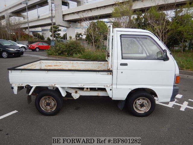 Used 1989 DAIHATSU HIJET TRUCK/M-S81P For Sale BF801282