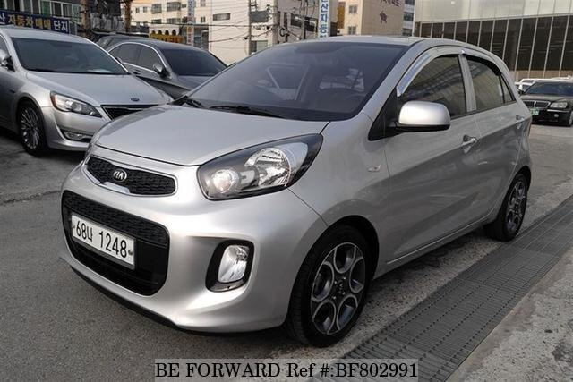 used 2015 kia morning picanto luxury for sale bf802991 be forward. Black Bedroom Furniture Sets. Home Design Ideas