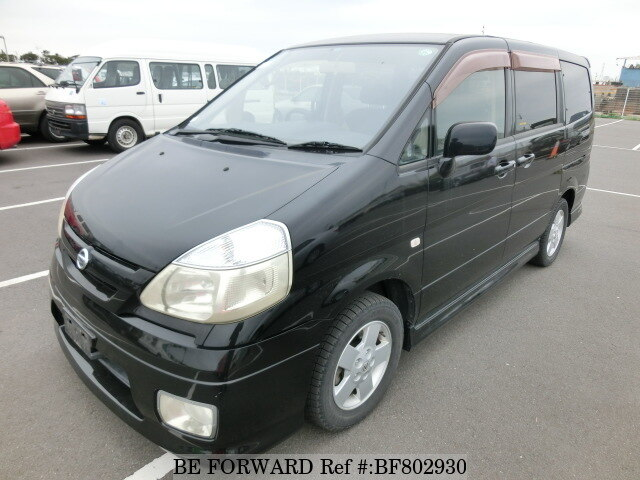 used 2003 nissan serena highway star ua tnc24 for sale bf802930 be rh beforward jp Nissan Serena Not Pulling Cargo Nissan Serena