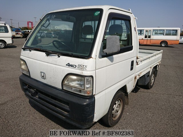 Used 1996 HONDA ACTY TRUCK BF802383 For Sale Image