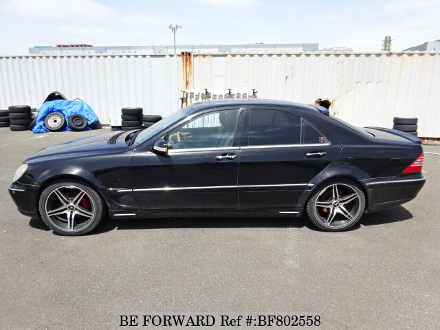 Used 2001 mercedes benz s class s320 220065 for sale for 2001 mercedes benz s500 for sale
