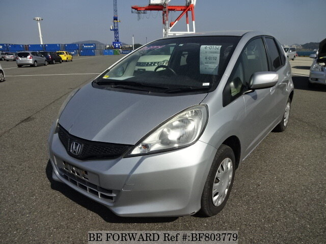 Used 2013 HONDA FIT BF803779 For Sale