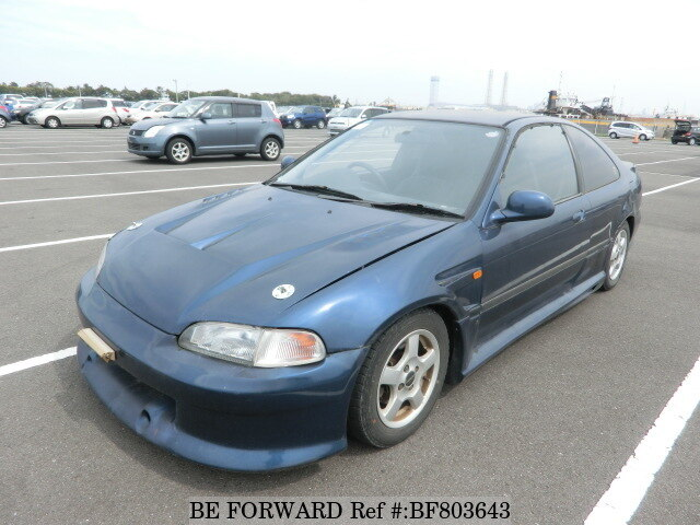 Honda Civic Coupe For Sale >> Used 1993 Honda Civic Coupe E Ej1 For Sale Bf803643 Be Forward