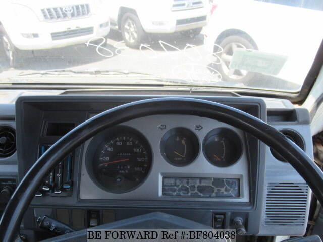 Used 1986 Toyota Dyna Truck N Bu60 For Sale Bf804038 Be Forward