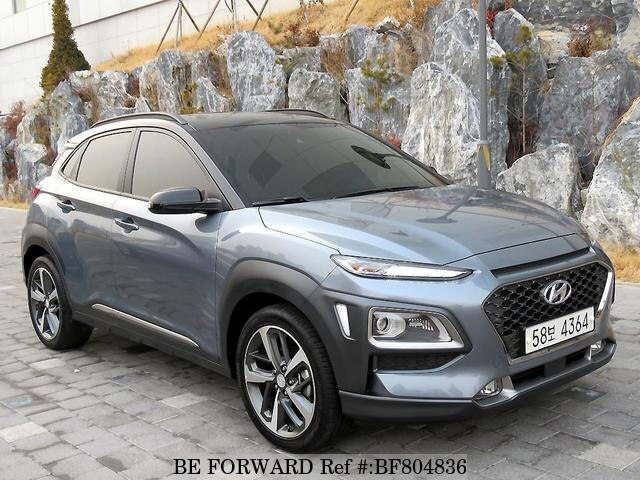 used 2018 hyundai kona premium for sale bf804836 be forward. Black Bedroom Furniture Sets. Home Design Ideas