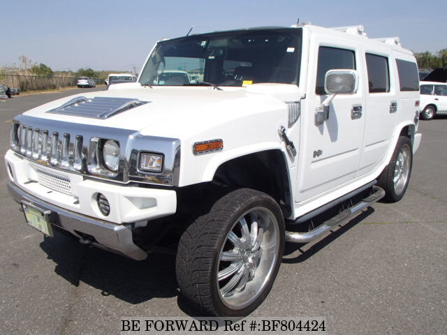 used 2006 hummer h2 for sale bf804424 be forward. Black Bedroom Furniture Sets. Home Design Ideas