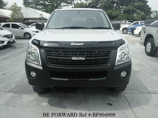 Used 2010 Isuzu D Max 25tfr86hvm1a For Sale Bf804999 Be Forward