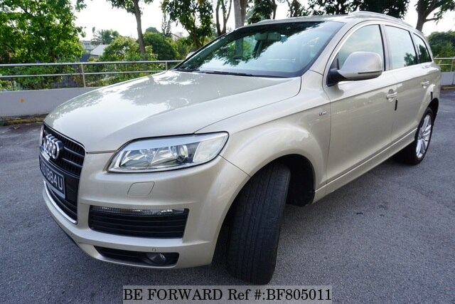 Used 2008 AUDI Q7 BF805011 for Sale