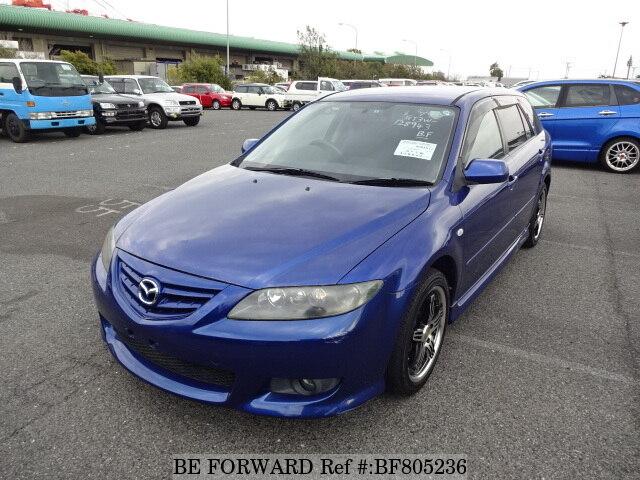Used 2005 Mazda Atenza Sport Wagon 23sua Gy3w For Sale Bf805236