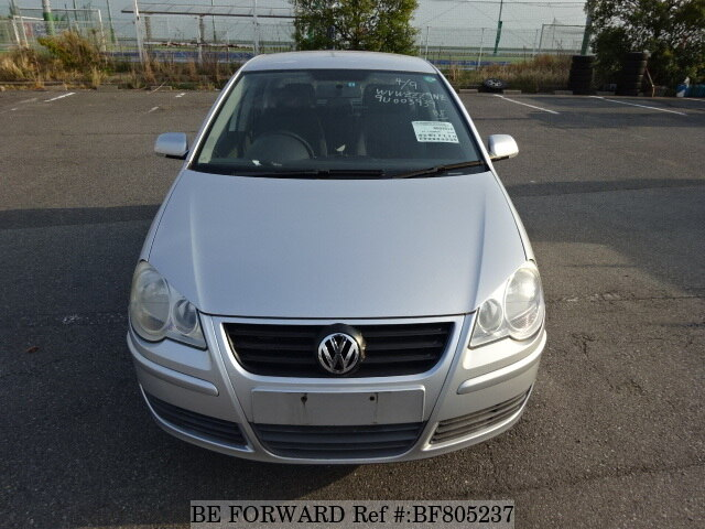 Used 2009 VOLKSWAGEN POLO/ABA-9NBUD for Sale BF805237 - BE FORWARD