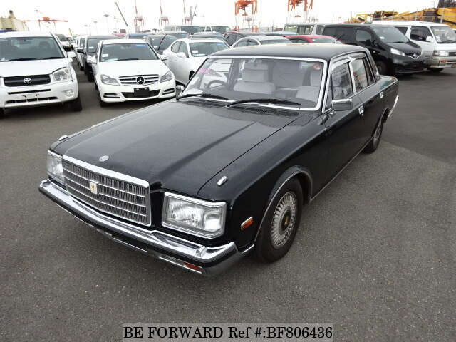 Toyota Century For Sale >> Used 1994 Toyota Century E Vg40 For Sale Bf806436 Be Forward