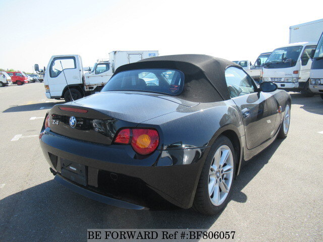 Used 2004 Bmw Z4 2 2i Gh Bt22 For Sale Bf806057 Be Forward