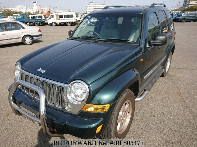 Used 2005 JEEP CHEROKEE BF805477 for Sale