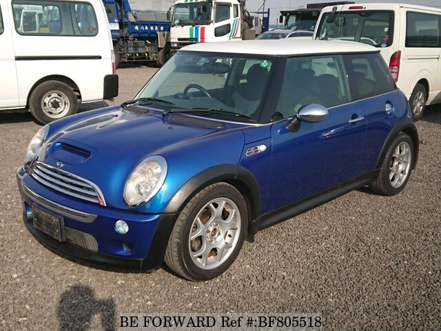 2005 Bmw Mini Cooper Sgh Re16 Doccasion Bf805518 Be Forward