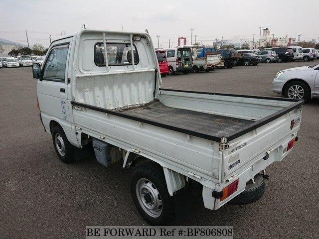 Used 1989 DAIHATSU HIJET TRUCK/M-S81P For Sale BF806808