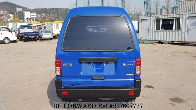 Used 2015 DAEWOO DAMAS for Sale BF807727 - BE FORWARD
