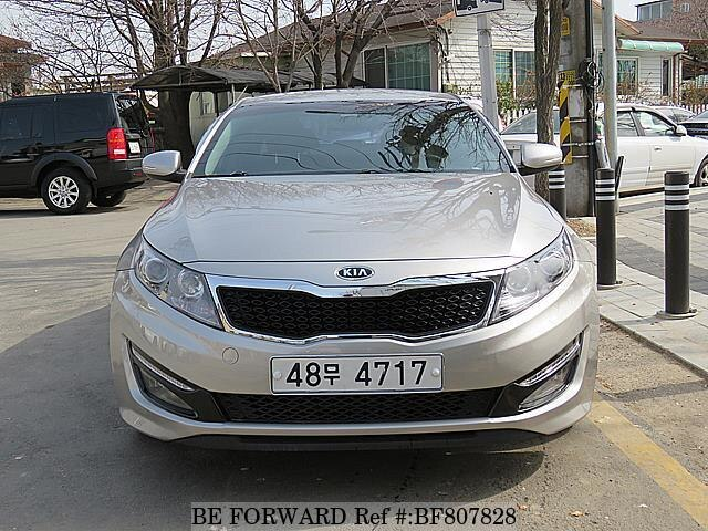 Used 2011 KIA K5 (OPTIMA) BF807828 For Sale
