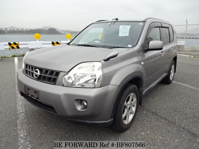 Used 2010 nissan x trail 20xttdba nt31 for sale bf807566 be forward used 2010 nissan x trail bf807566 for sale fandeluxe Choice Image