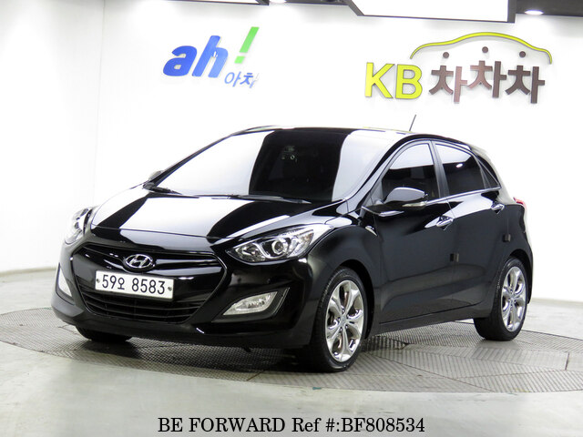 Used 2015 Hyundai I30 Pylvgt For Sale Bf808534 Be Forward