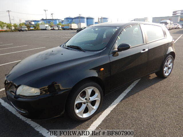 Used 2005 ALFA ROMEO 147 BF807900 for Sale