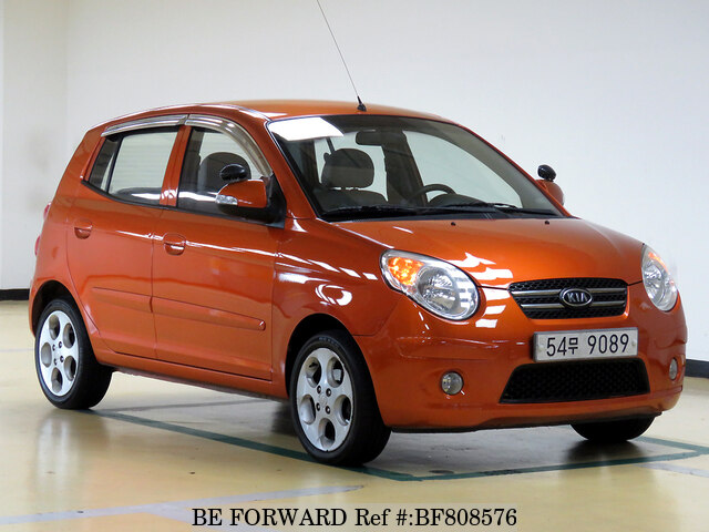 used 2009 kia morning picanto for sale bf808576 be forward. Black Bedroom Furniture Sets. Home Design Ideas