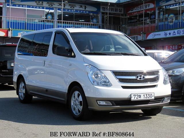 0c104bfa33 Used 2012 HYUNDAI GRAND STAREX HVX for Sale BF808644 - BE FORWARD