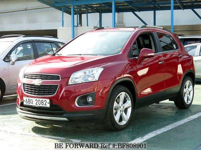 used 2015 chevrolet trax ltz for sale bf808901 be forward. Black Bedroom Furniture Sets. Home Design Ideas