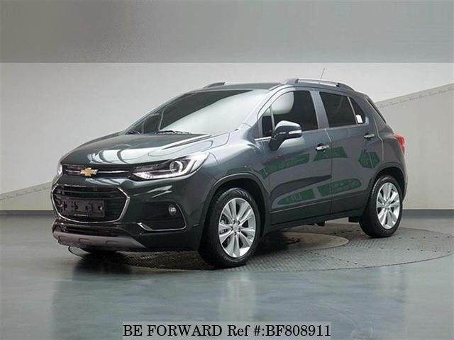 Used 2017 Chevrolet Trax Bf808911 For