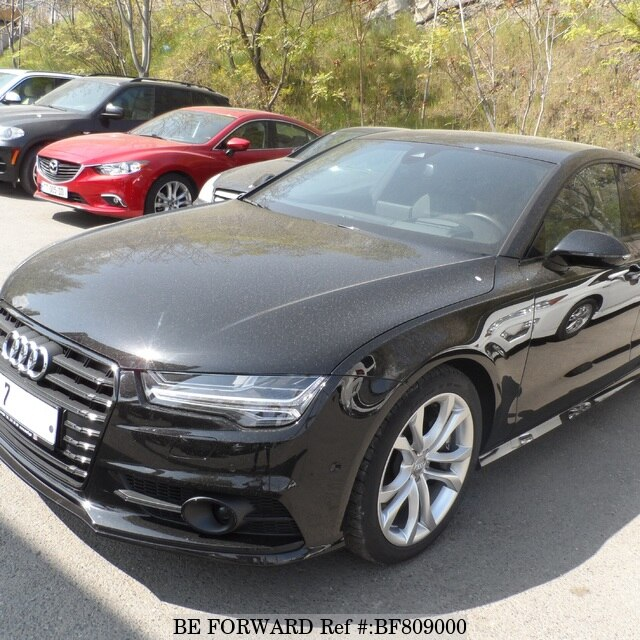 Used AUDI S SPORTBACK For Sale BF BE FORWARD - Audi s7 for sale