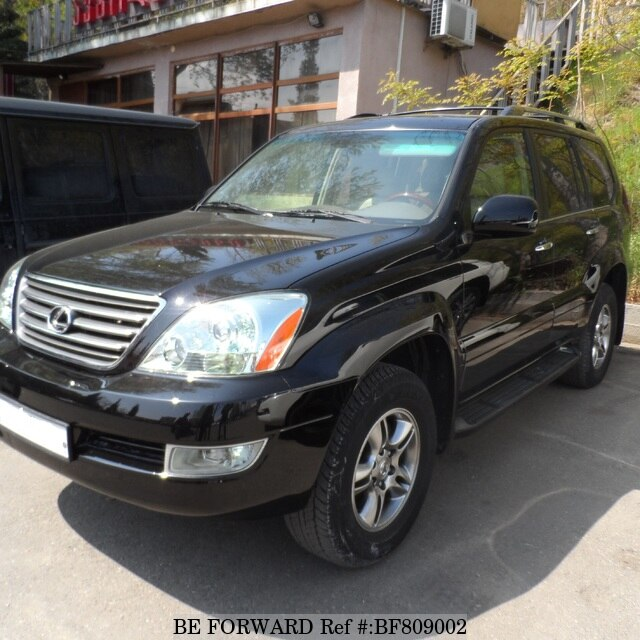 About This 2008 LEXUS GX 470 (Price:$18,221)