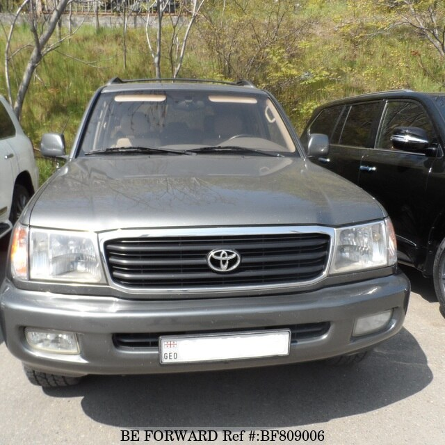 Marvelous Used 2000 TOYOTA LAND CRUISER BF809006 For Sale