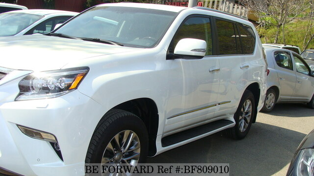 About This 2015 LEXUS GX 470 (Price:$44,050)