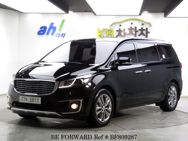 used 2016 kia carnival nobless for sale bf809287 be forward. Black Bedroom Furniture Sets. Home Design Ideas