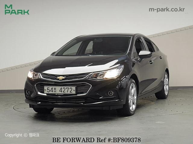 Used 2017 Chevrolet Cruze Bf809378 For