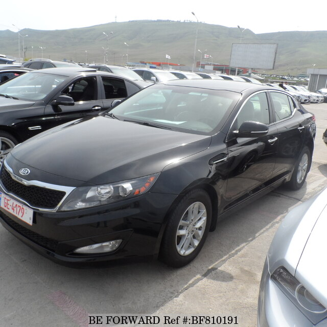 used 2012 kia optima for sale bf810191 be forward. Black Bedroom Furniture Sets. Home Design Ideas