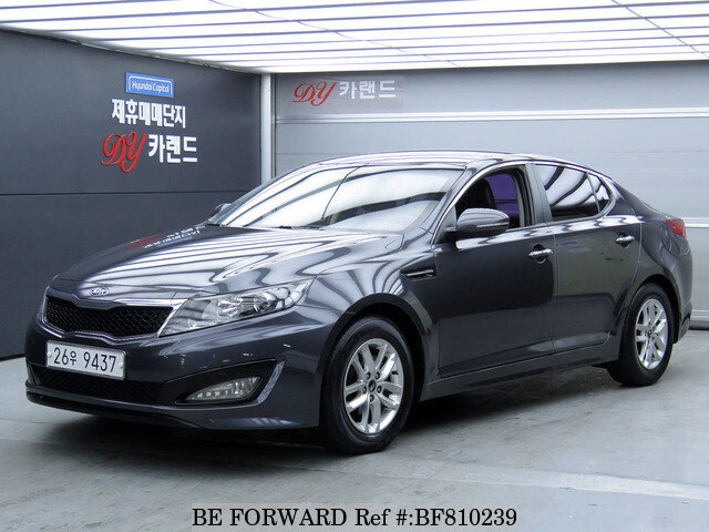 About This 2011 KIA K5 (Optima) (Price:$8,928)